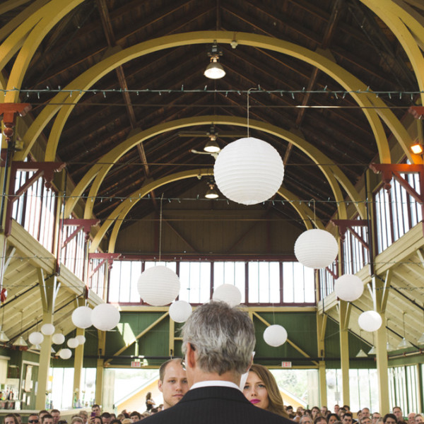 Wedding at Crystal Palace, Picton