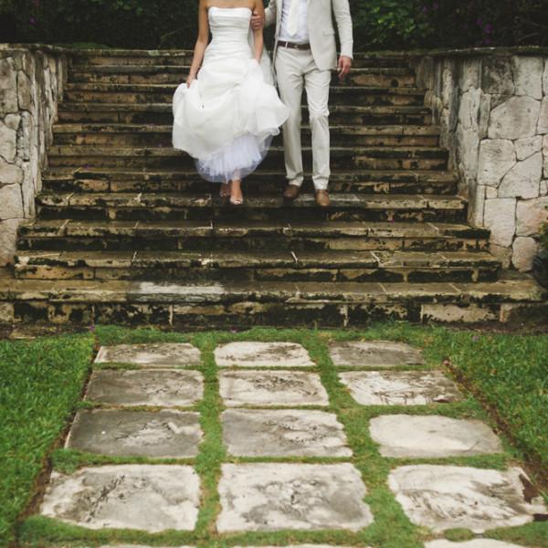 Wedding at Riu Palace, Bahamas