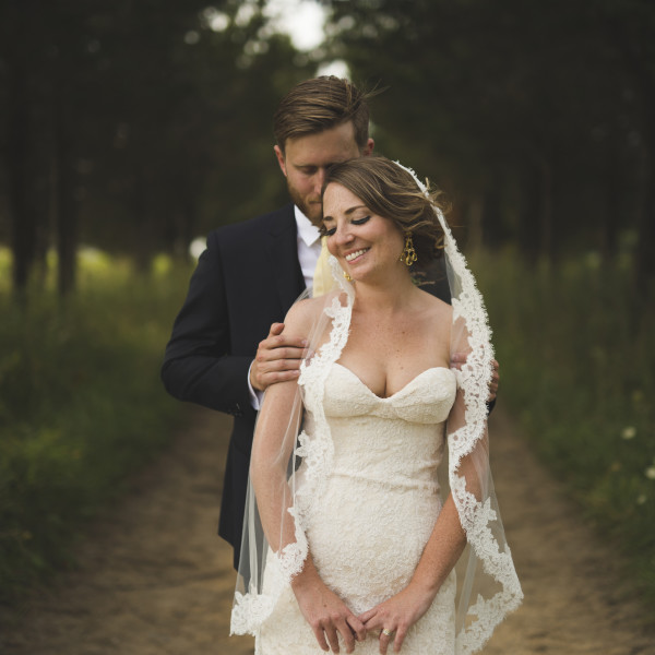 Wedding at Devil's Wishbone Winery, Prince Edward County