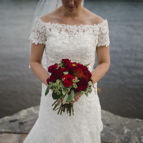 Wedding at Deerhurst Resort, Muskoka, Ontario