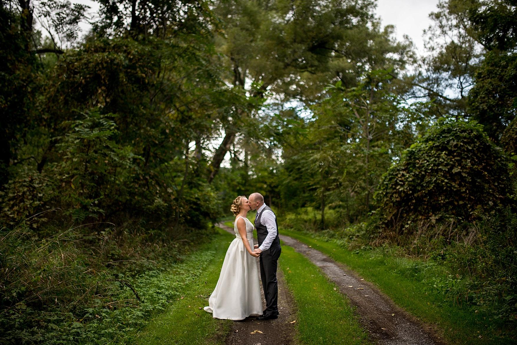 Prince Edward County elopement