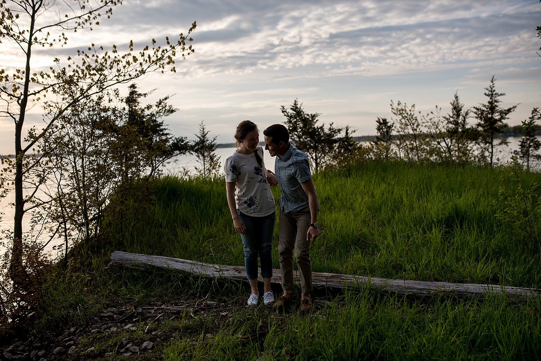 Prince Edward County Engagement photos