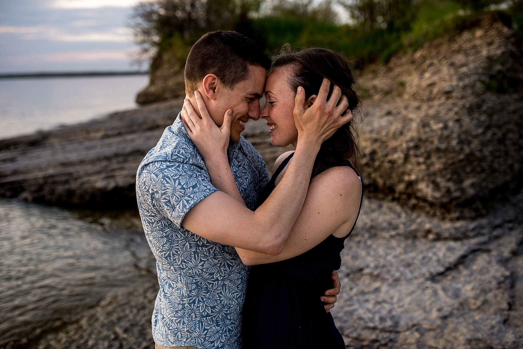 Engagement Photos in Prince Edward County