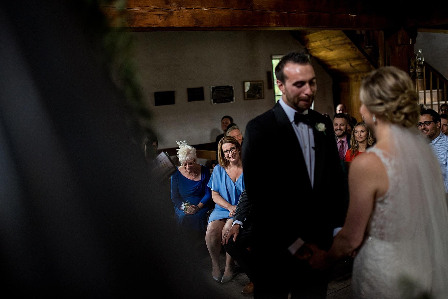 White Chapel Picton wedding