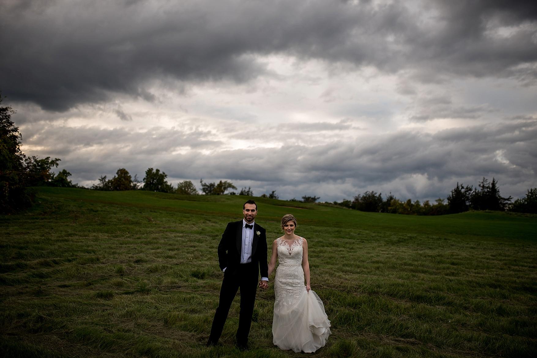 Picton Golf & Country Club wedding