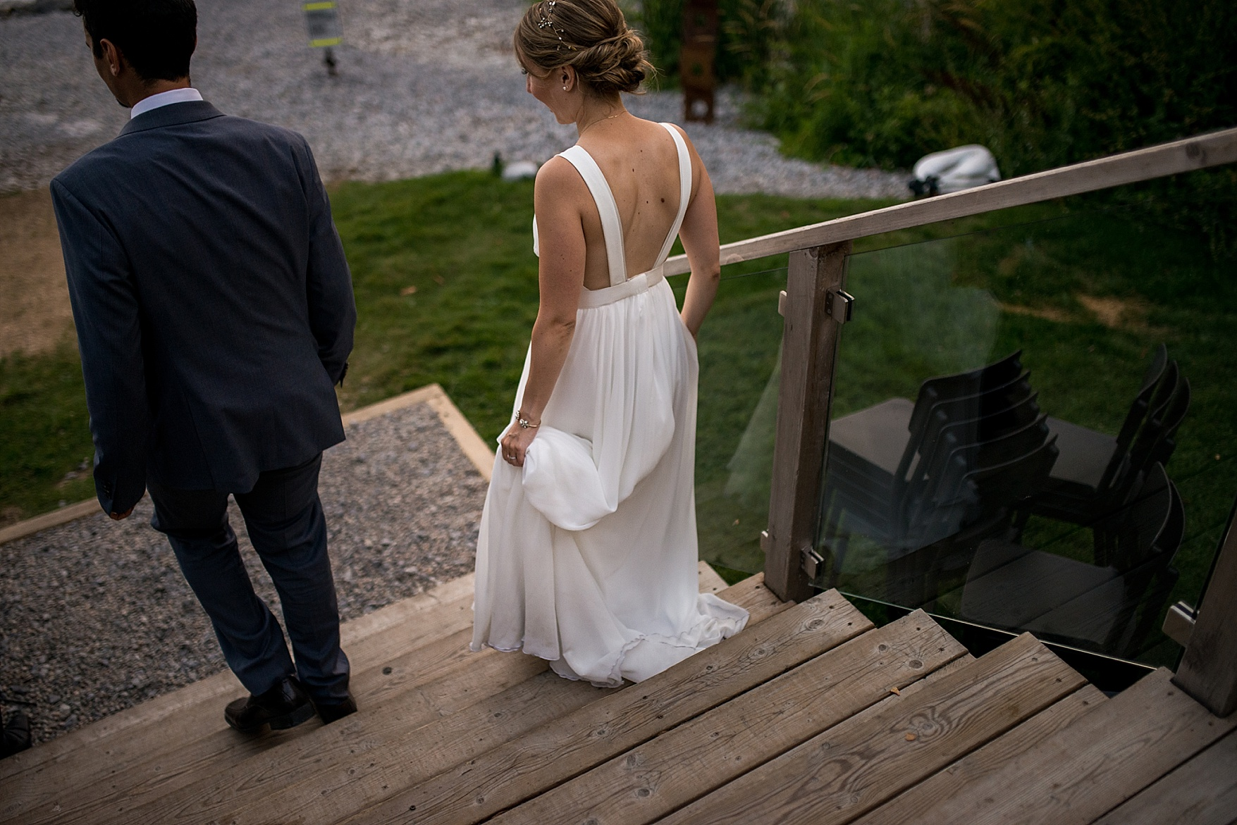 Fogo Island wedding