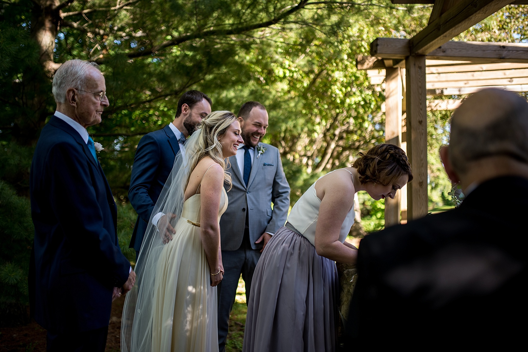 Honsberger Estate wedding