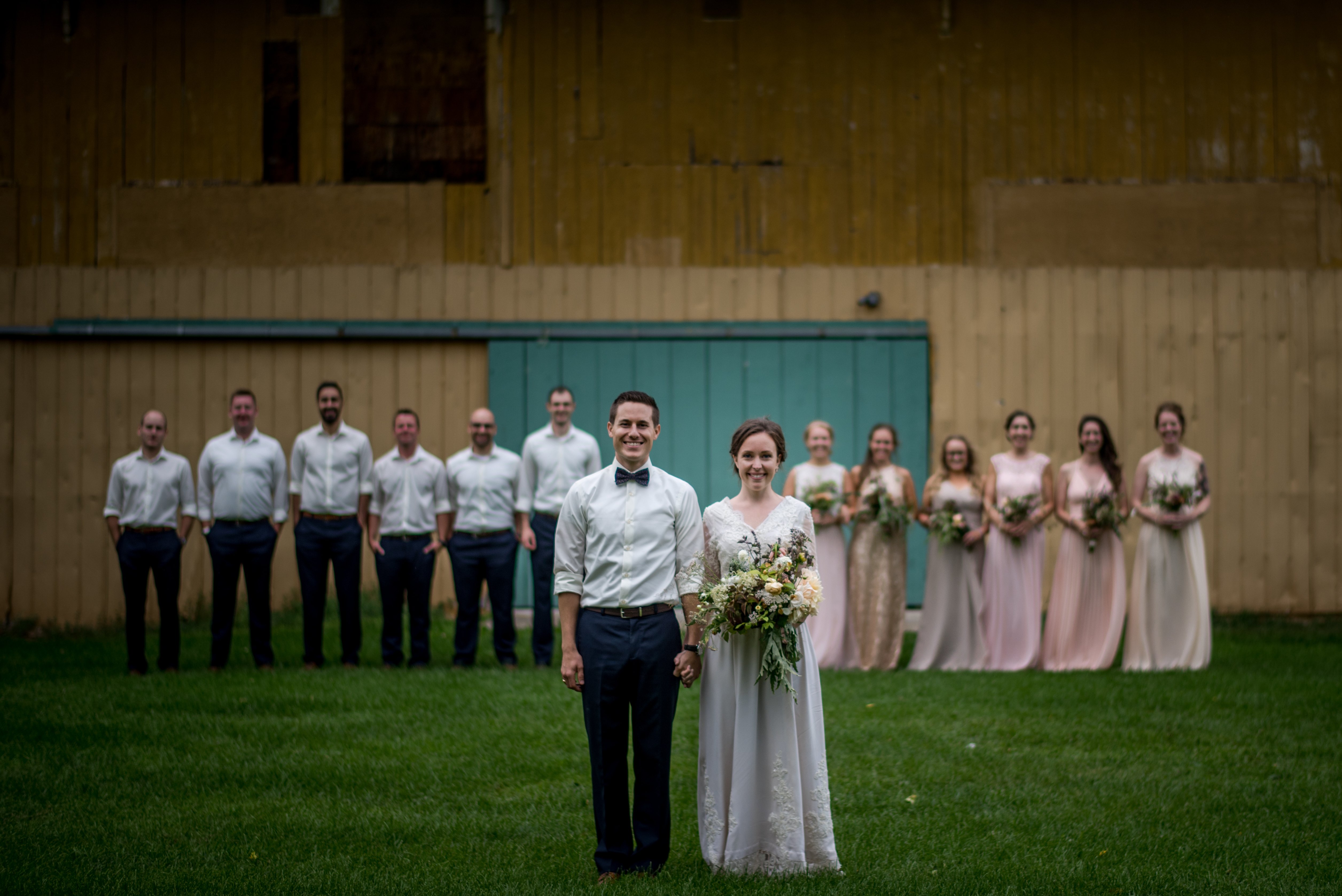 Crystal Palace wedding Picton