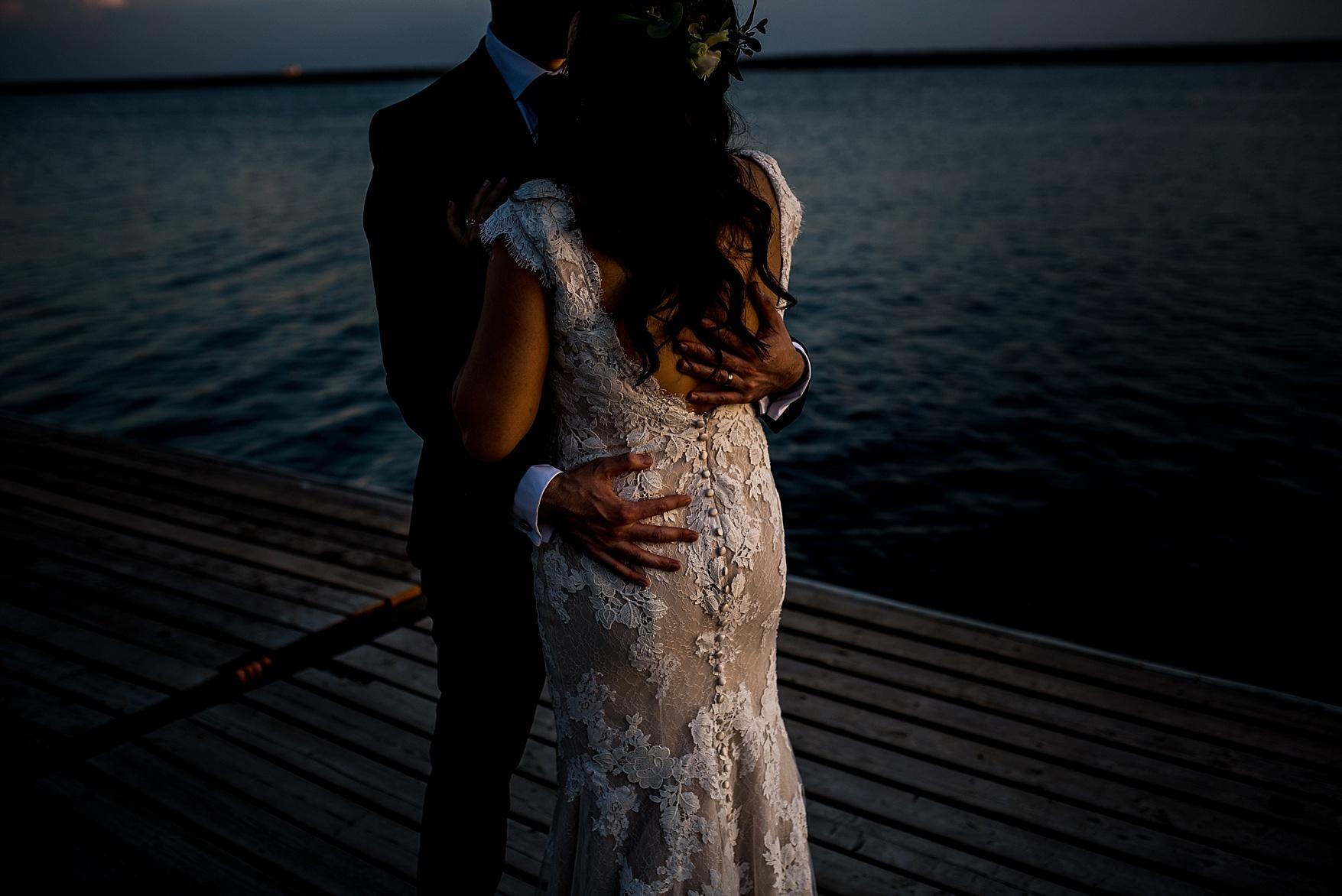 Compass Rose Suites wedding